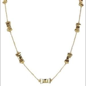 Kate Spade Gold Take a Bow Necklace